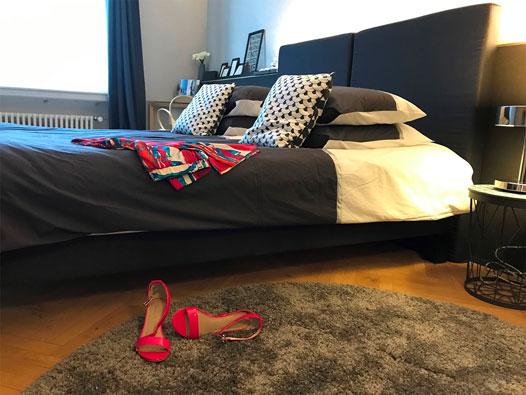 KInd Size Bed Room Savoye